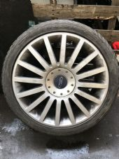 "FORD  MONDEO. ST  ALLOY.  WHEEL  18"". INC TYRE    2004 - 2007"